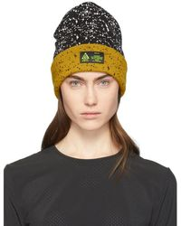 Nike - Black And Yellow Errolson Hugh Edition Acg Beanie - Lyst