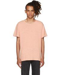 Simon Miller - Pink Garçon T-shirt - Lyst