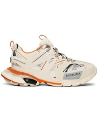 Balenciaga - Track Mesh Running Trainers - Lyst