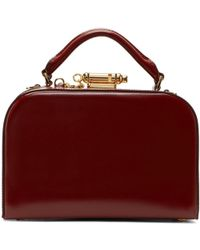 Sophie Hulme - Red Whistle Case Bag - Lyst