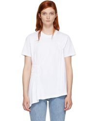 Opening Ceremony - White Sophia T-shirt - Lyst