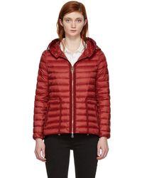 Moncler - Red Raie Jacket - Lyst