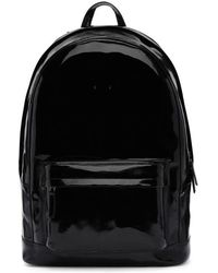 PB 0110 - Black Patent Leather Ca 6 Backpack - Lyst