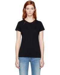 Earnest Sewn - Black Hermione T-shirt - Lyst