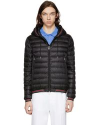 Moncler - Black Down Eliot Jacket - Lyst