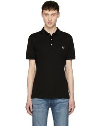 Burberry - Black Kenforth Polo - Lyst