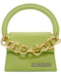 Jacquemus - Mini Clutch Bag - Lyst