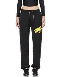 Nike - Black Nsw Archive Lounge Pants - Lyst