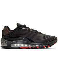 Nike - Black Air Max Deluxe Se Sneakers - Lyst