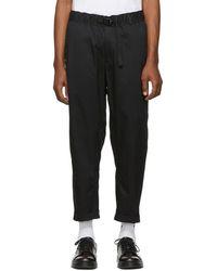 Nike - Pantalon tisse noir NRG - Lyst