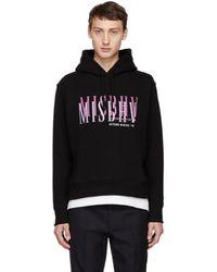 MISBHV - Logo Hoodie - Lyst