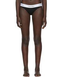 Calvin Klein - Black Modern Bikini Briefs - Lyst