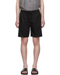Saturdays NYC - Black Ritchie Shorts - Lyst