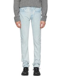 A.P.C. - Blue Petit Standard Jeans - Lyst