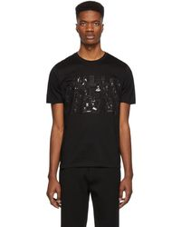 BOSS - Black Jeremyville Edition Tiburt T-shirt - Lyst