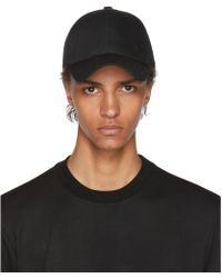 PS by Paul Smith - Black Basic Baseball Cap - Lyst