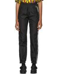 Prada - Black Track Suit Lounge Trousers - Lyst