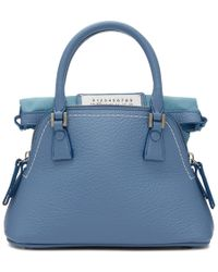 Maison Margiela - Blue Small 5ac Bag - Lyst