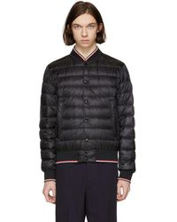 Moncler - Black Down Aubry Jacket - Lyst