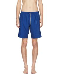 BOSS - Blue Orca Swimsuit - Lyst