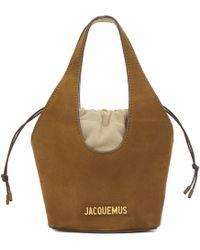 Jacquemus - Tan Le Carino Bag - Lyst
