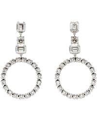 Isabel Marant - Transparent Bimbo Earrings - Lyst