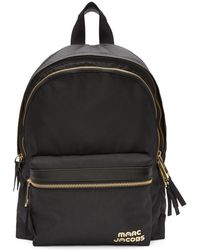 Marc Jacobs - Black Large Backpack - Lyst