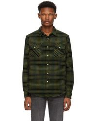 Levi's - Vintage Clothing Shorthorn Slim Fit Sport Shirt - Lyst