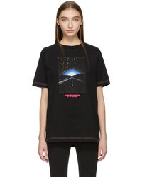 7113dc5c Marcelo Burlon - Black Close Encounters Of The Third Kind Edition Highway T- shirt -