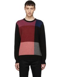 Rag & Bone - Black Mitch Sweater - Lyst
