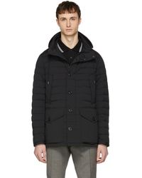 Moncler - Black Down Cigales Jacket - Lyst