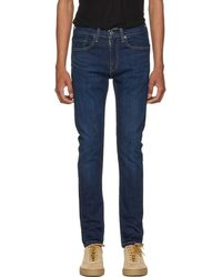 Levi's - Blue 519 Extreme Skinny Jeans - Lyst