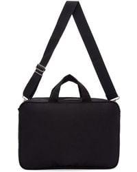 Comme des Garçons - Black Nylon Oxford Bag - Lyst
