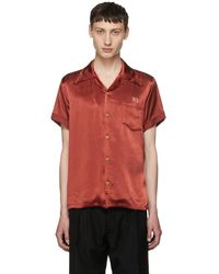 Visvim - Red Peerless Irving Shirt - Lyst