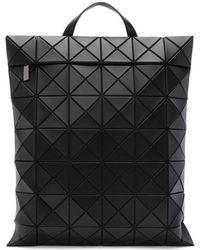 Bao Bao Issey Miyake - Black Flat Backpack - Lyst