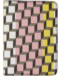 Pierre Hardy - Multicolour Cube Passport Holder - Lyst