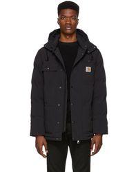 Carhartt WIP - Black Alpine Coat - Lyst