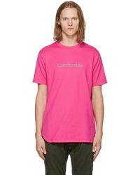 Nonnative - Pink 'color Your Life' T-shirt - Lyst