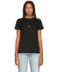 Helmut Lang - Black London Edition Taxi T-shirt - Lyst