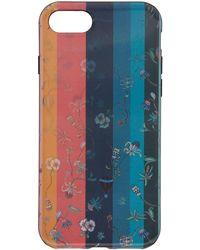 Paul Smith | Multicolor Artist Stripe Lenticular Iphone 7 Case | Lyst