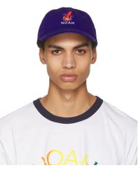 Noah NYC | Blue Land, Sea, Air Cap | Lyst