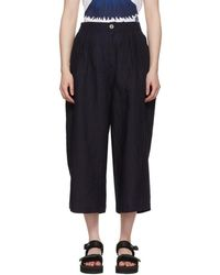 Blue Blue Japan - Indigo Elephant Trousers - Lyst
