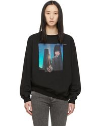 1503774cb313 Lyst - Off-White c o Virgil Abloh Floral Hooded Zip-up Jersey ...