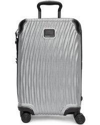 Tumi - Silver Extended Trip Latitude Suitcase - Lyst