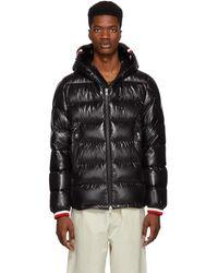 d168fceb3a8b Moncler - Black Down Alberic Jacket - Lyst