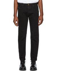 DIESEL - Black Mharky Jeans - Lyst