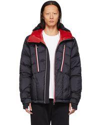 8c80cbabb1486 Lyst - Moncler Grenoble  camurac  Padded Jacket in Black for Men