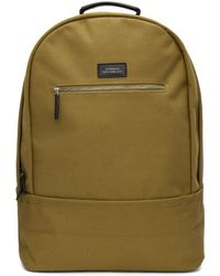 Saturdays NYC - Khaki Hannes Backpack - Lyst