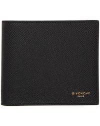 Givenchy - Black Eros Bifold Wallet - Lyst