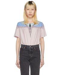 Marcelo Burlon - Pink Wings T-shirt - Lyst